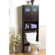 Bathroom Furniture White W Space Saver In White Espresso Drop Door Spacesaver With 2 Door