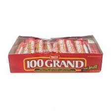 where can i buy 100 grand candy bars snacks