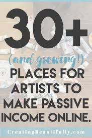 quote art maker online 30 and growing places for artists to make passive income online