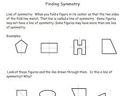 symmetry worksheets for grade 6 the best and most comprehensive