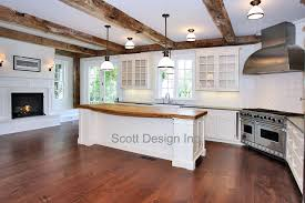 Farmhouse Kitchen Design by New 1850 U0027s Greek Revival Farmhouse Farmhouse Kitchen New