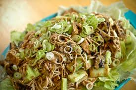 noodle salad recipes otsu noodles sesame soba noodle salad recipe herbivoracious