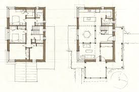Georgian Floor Plan by Home Plans Evolutionary Home Builders