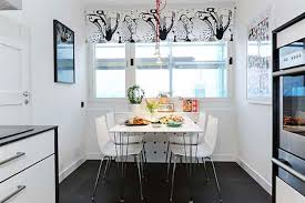 added cute dark leather stools thick padded arms dining room ideas