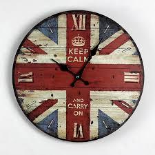 Decorative Wall Clock Online Get Cheap Antique Wall Clocks Uk Aliexpress Com Alibaba