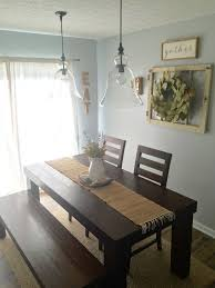 unique small country dining room decor decorating ideas candle