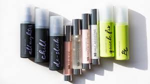 urban decay makeup setting sprays are getting a makeover with