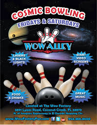 black light bowling near me wow alley bowling the wow factory