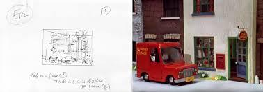postman pat u2013 animator ivor wood
