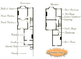 the 1900 house victorian floor plans