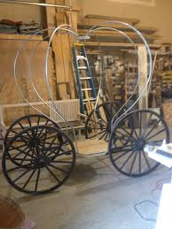 Cinderella Wire Carriage Centerpieces by Building Cinderella U0027s Carriage Greenfieldwoodworks Com