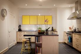 Kitchen Yellow - best professional kitchen a sunny chelsea kitchen by robertson