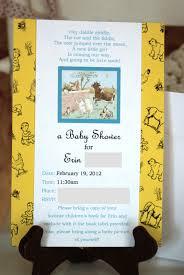lemonade and lollypops golden book baby shower invitation