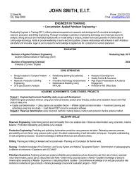 resume sle for chemical engineers salary south click here to download this training engineer resume template