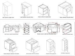 Kitchen Cabinet Detail Standard Sizes Modular Kitchen Cabinets Feed Kitchens