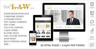 attorney website template at law free attorneys group law joomla