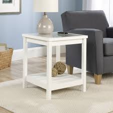 sauder coffee and end tables cottage road side table 416136 sauder