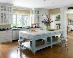 cuisine americaine avec ilot cuisine ouverte avec ilot central deco maison moderne americaine