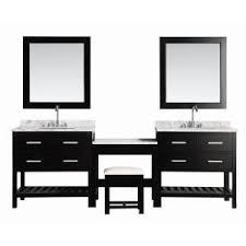 Design Elements Vanity Home Depot Design Element London 36 In W X 22 In D Vanity In Espresso With