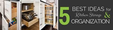 kitchen shelf organization ideas 5 storage organization ideas for your kitchen