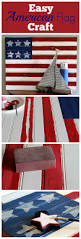 easy american flag craft house of hawthornes