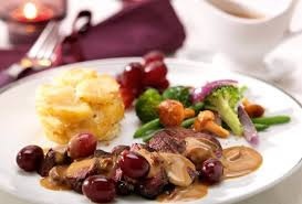 comment cuisiner le canard sauvage recette de filet de poitrine de canard sauvage aux raisins