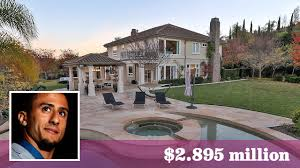 Homes For Sale Ball La by 49ers Quarterback Colin Kaepernick Buys New York Condo For 3 21