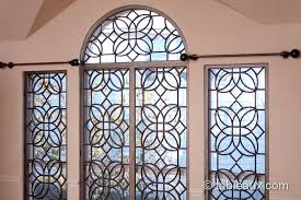 faux iron grilles decorative and custom options iron window tableaux