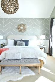 wall pattern for bedroom stenciled bedroom walls blue bedroom uses the damask stencil to