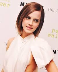 emma watson short hairstyles emma watson hair stylebistro