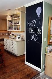 kitchen chalkboard wall ideas chalkboard accent wall idea for a play gameroom