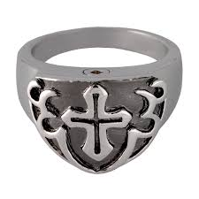 cremation urn jewelry pet cremation jewelry men s cross ring black