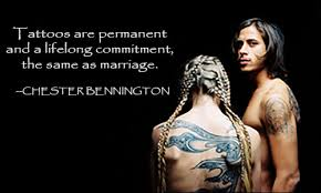 quotes about tattoos iii