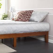 Platform Bed Frame King Cheap Bed Frames Queen Bed Frame With Storage Wooden Platform Bed