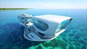 future home designs and concepts 21 amazing futuristic floating homes and houseboats concept