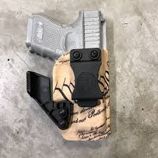 iwb light bearing holster iwb light bearing holster fresh glock 26 27 we the people iwb