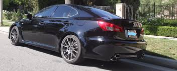 lexus is black lexus is v 8 5 0 black used of the 2012 at beverly hills california