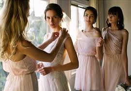 designer bridesmaid dresses designer bridesmaid dress and white dress rentals vow to