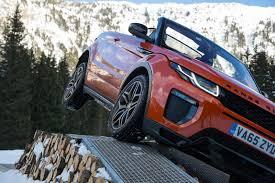 orange range rover evoque 2016 range rover evoque convertible review gtspirit