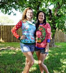 The Ugly Christmas Sweater Party - ugly christmas sweater parties here i come with faux real the