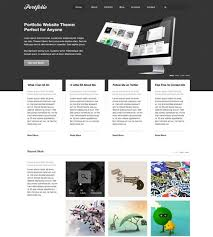 100 free photoshop psd website templates