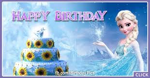frozen birthday cards free printable disney frozen birthday