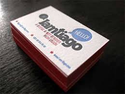 Extra Thick Business Cards Where Can I Get Really Thick Business Cards Printed Online Quora