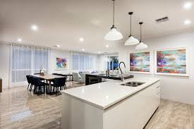 Display Home Interiors The Parize Ben Trager Homes