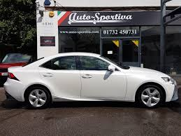 lexus is300h occasion used 2014 lexus is 300h se sat nav reverse camera for sale in