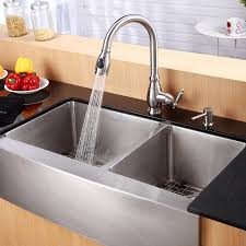 Kohler Commercial Kitchen Faucets Best Stainless Steel Sinks 2017 Uncle Paul U0027s Top 5 Choices