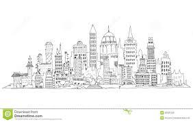 bank of england london sketch stock illustration image 50331206