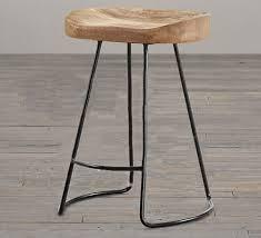 Metal Bar Chairs Impressive On Metal And Wood Bar Stool Online Get Cheap Metal Wood