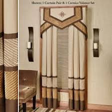 contemporary curtains touch of class