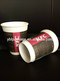Coffee Kfc kfc cold drink paper cup kfc cold drink paper cup suppliers and